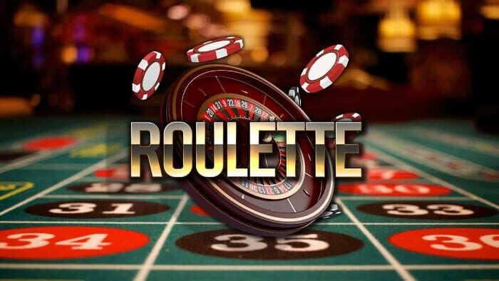 máy game Roulette